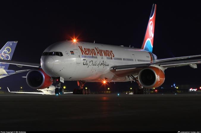 5Y-KQT-Kenya-Airways-Boeing-777-200_PlanespottersNet_431442
