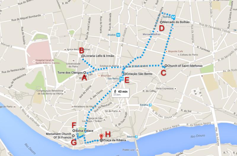 self guided walking tours usa