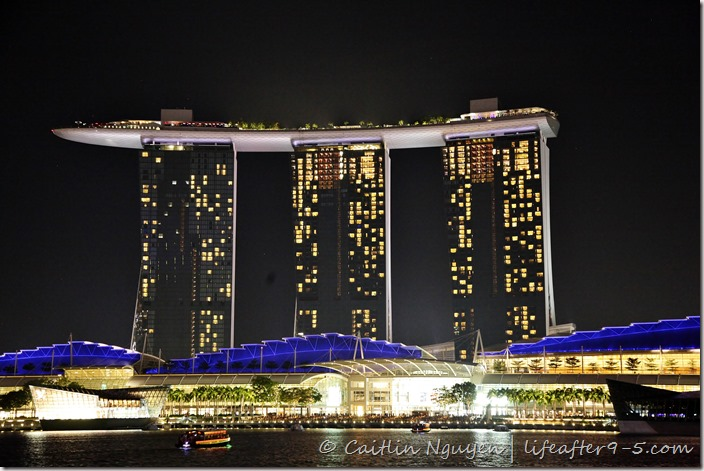 singapore marina bay waterfront life after 9to5
