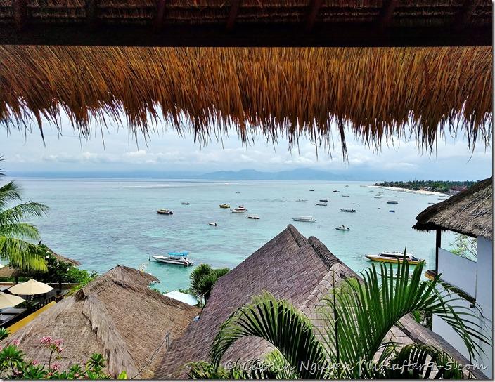 Nusa Lembongan Villa View