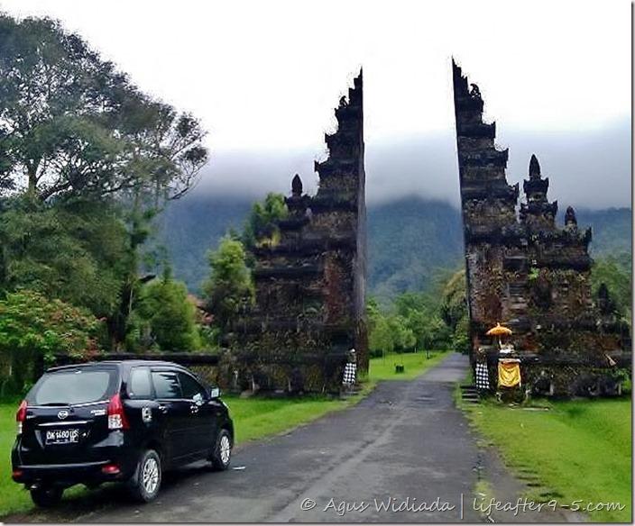 car rental Bali