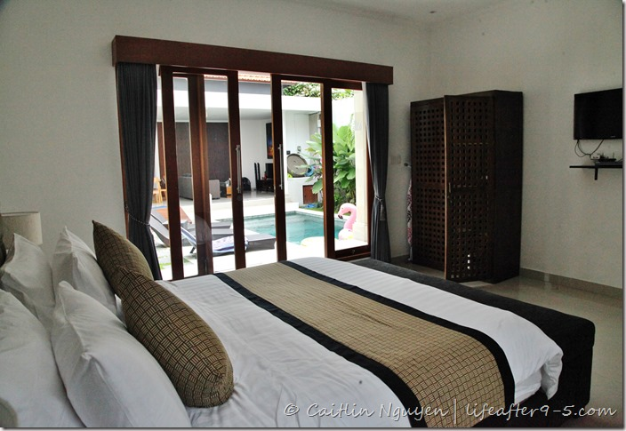 Villa Seminyak Bedroom