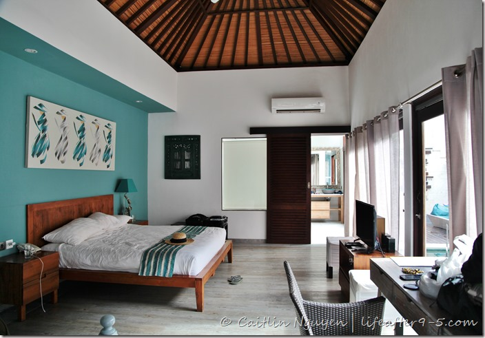 Canggu Villa Bedroom