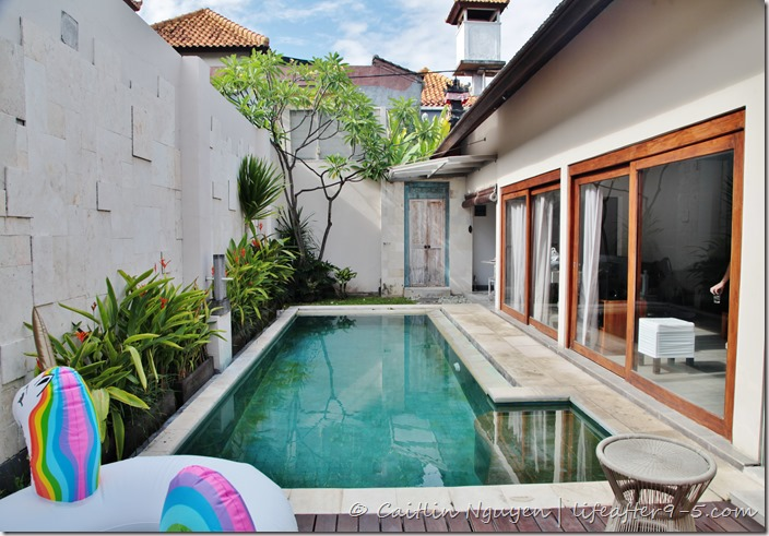Canggu Villa Pool