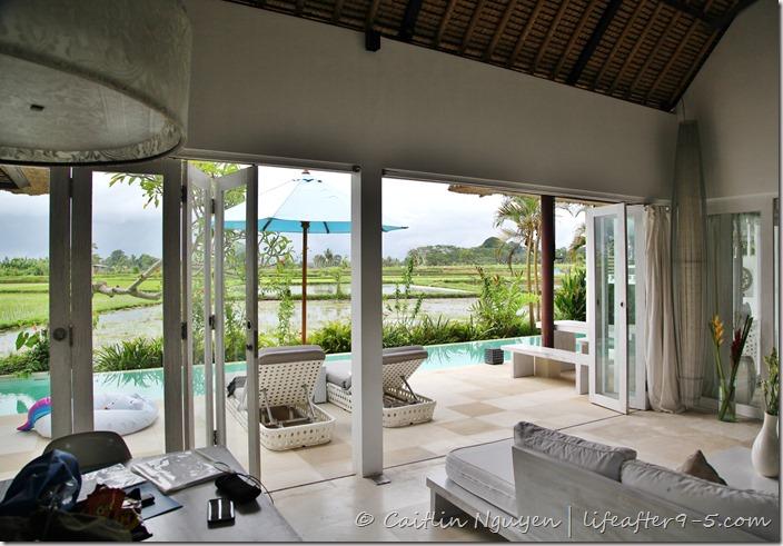 Rice Terrace Villa Ubud Pool