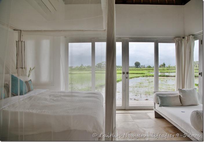 Rice Terrace Villa Ubud Bedroom