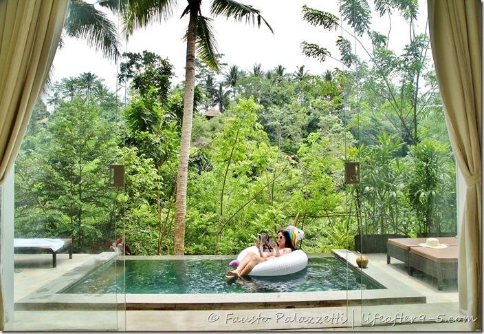 Jungle View Villa Ubud Pool