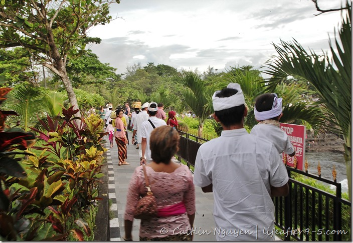 Bali - Pura Tanah Lot