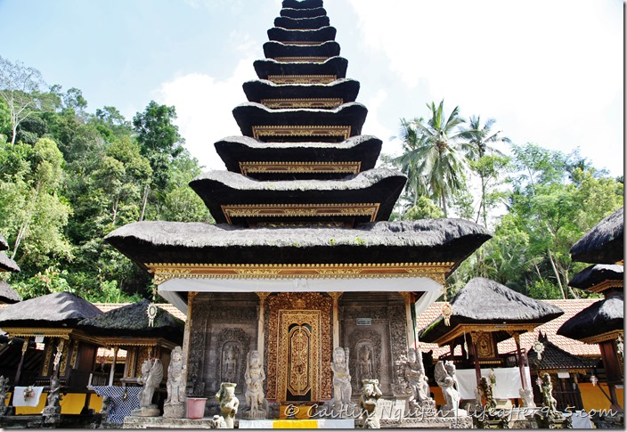 Bali - Pura Kehen