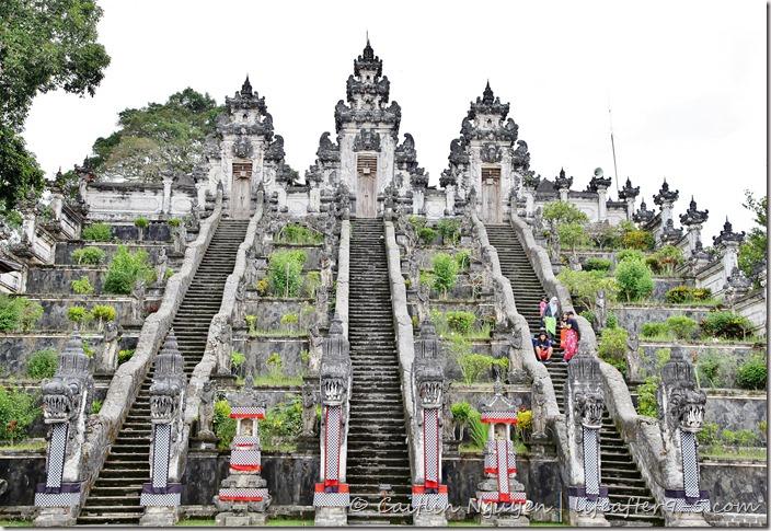 Bali - Pura Lempuyang Luhur