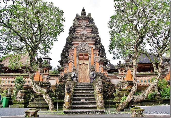 Bali - Saraswati Temple