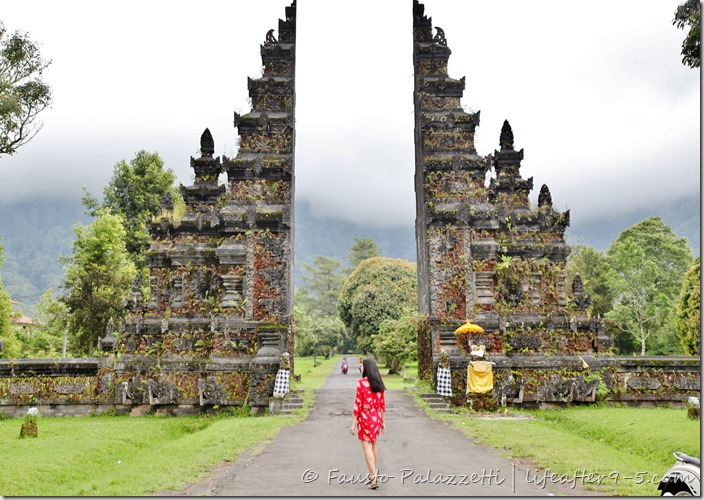 Bali - Gate of Handara Golf & Resort