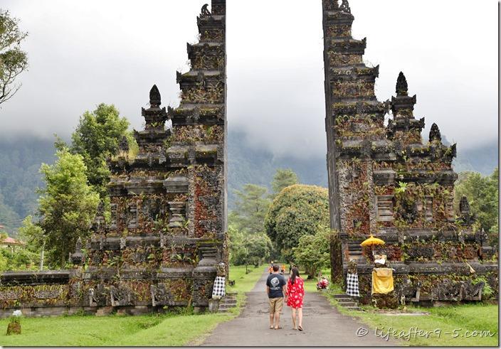 Bali - Gate of Handara Golf & Resort