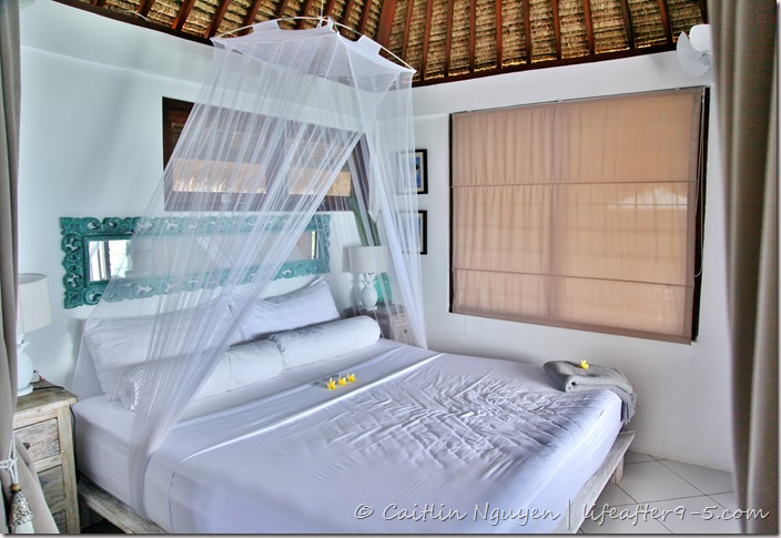 Accomodation on Nusa Lembongan