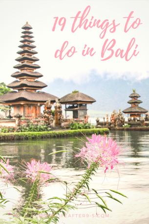 Pura Ulun Danu Bratan Temple - 19 Things to do in Bali