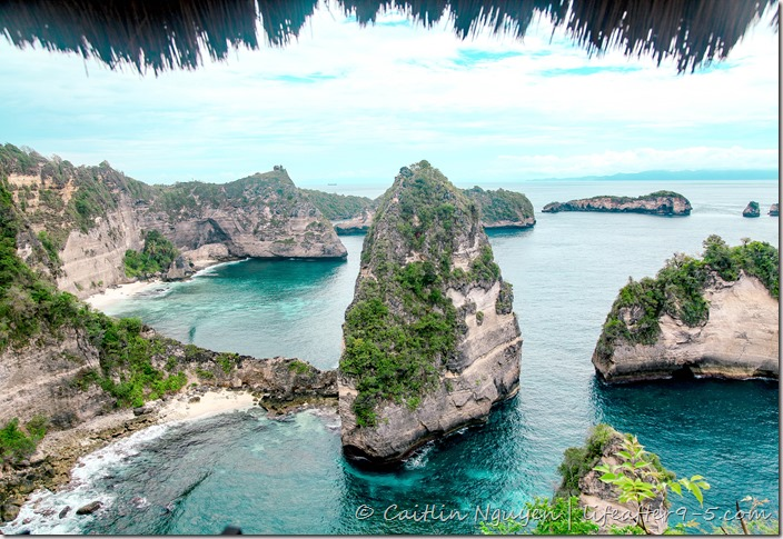 Nusa Penida - Treehouse Lookout Point
