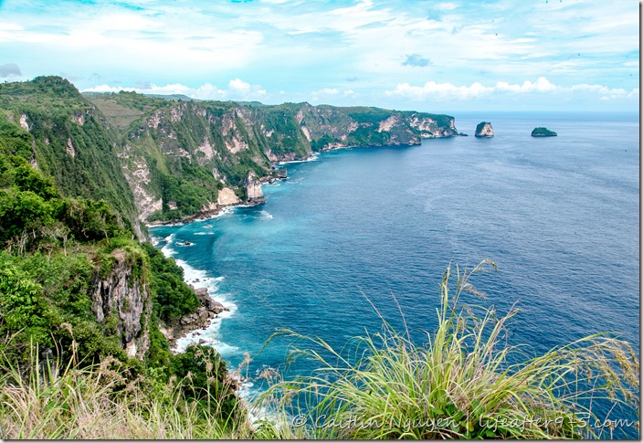 Nusa Penida - Seran Cliff Point