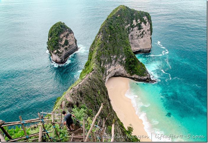 Nusa Penida - Kelingking Beach