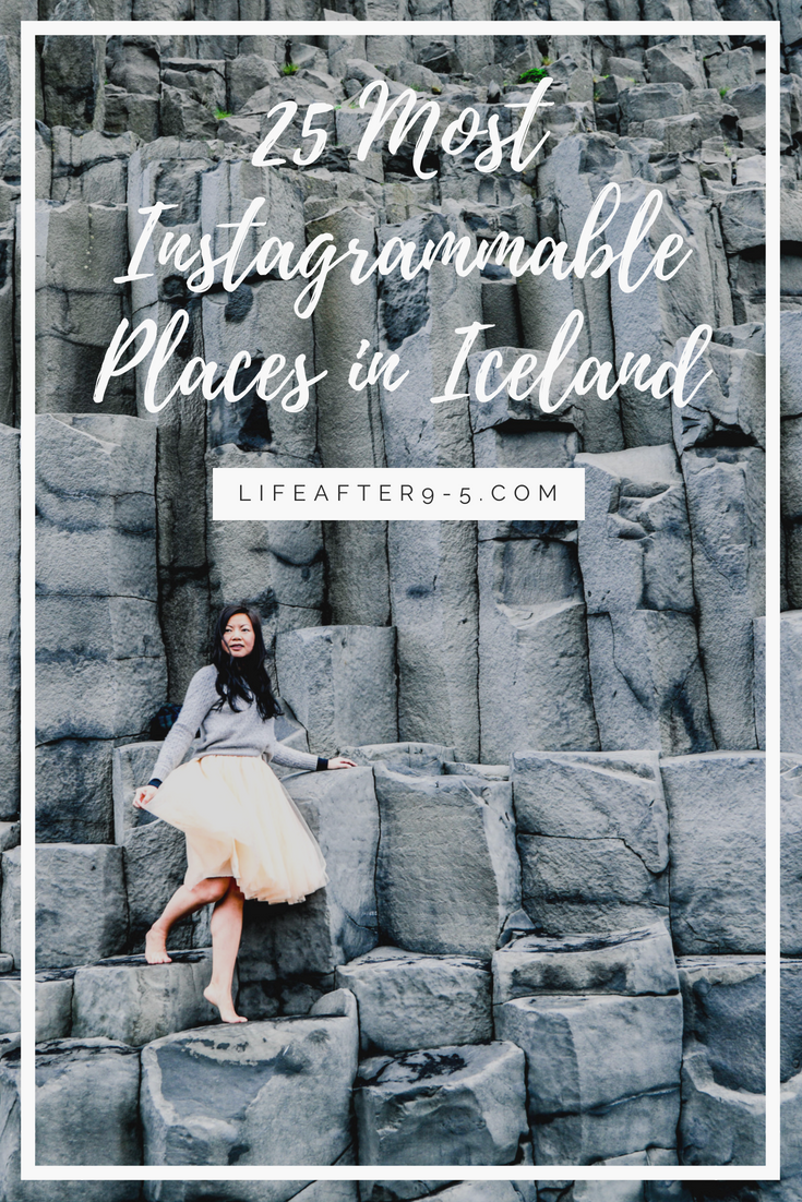 25 Most Instagrammable Places in Iceland
